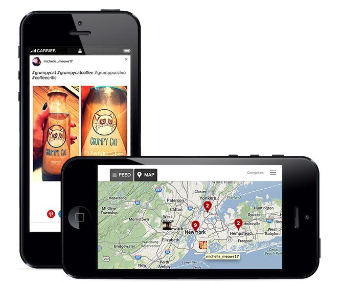 FeedMagnet-social-geo-tagging