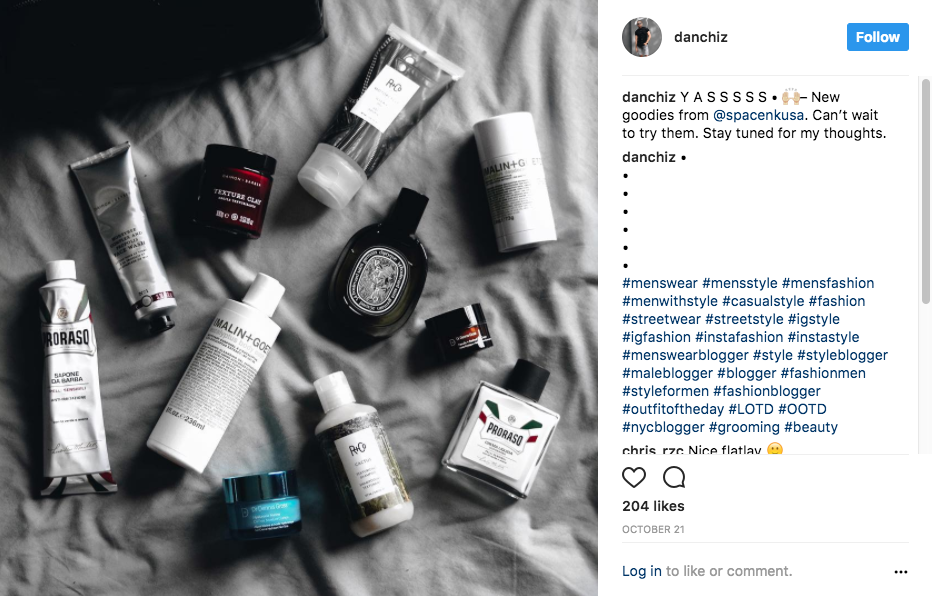 influencer marketing danchiz