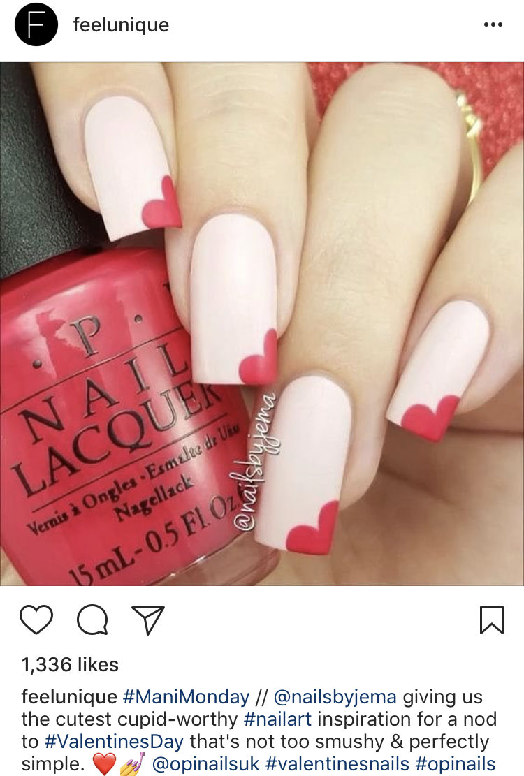 feelunique valentines day holiday social media campaign