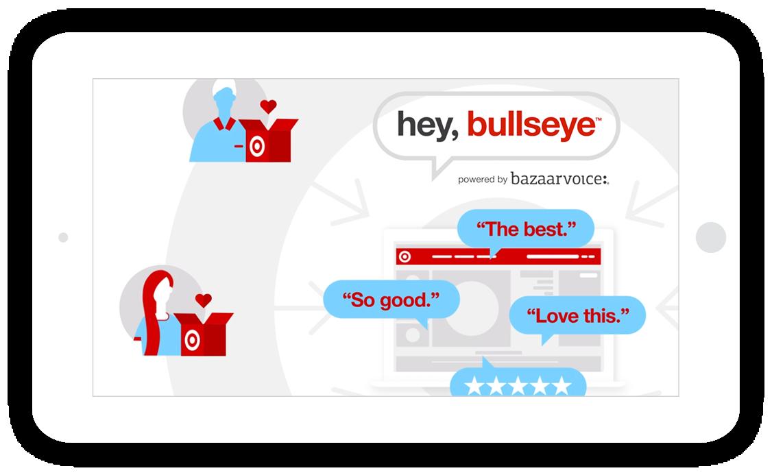 Hey Bullseye