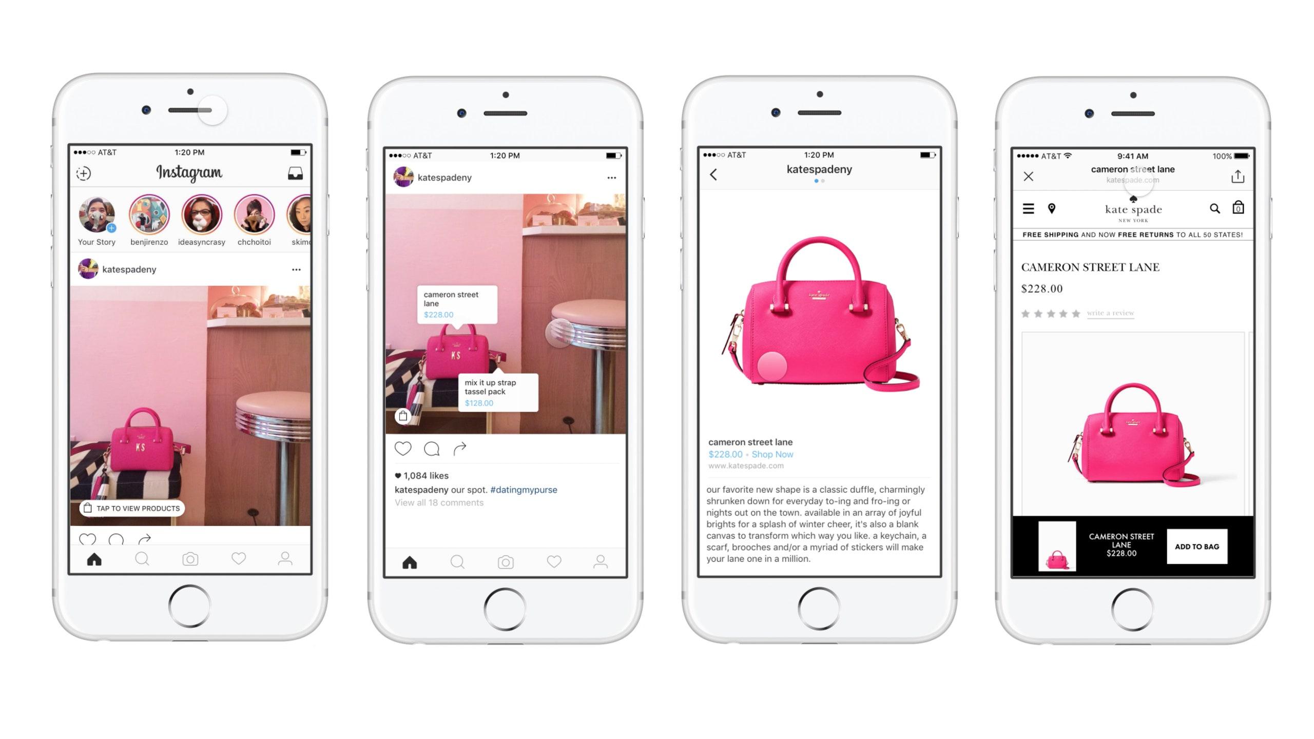 social media for commerce