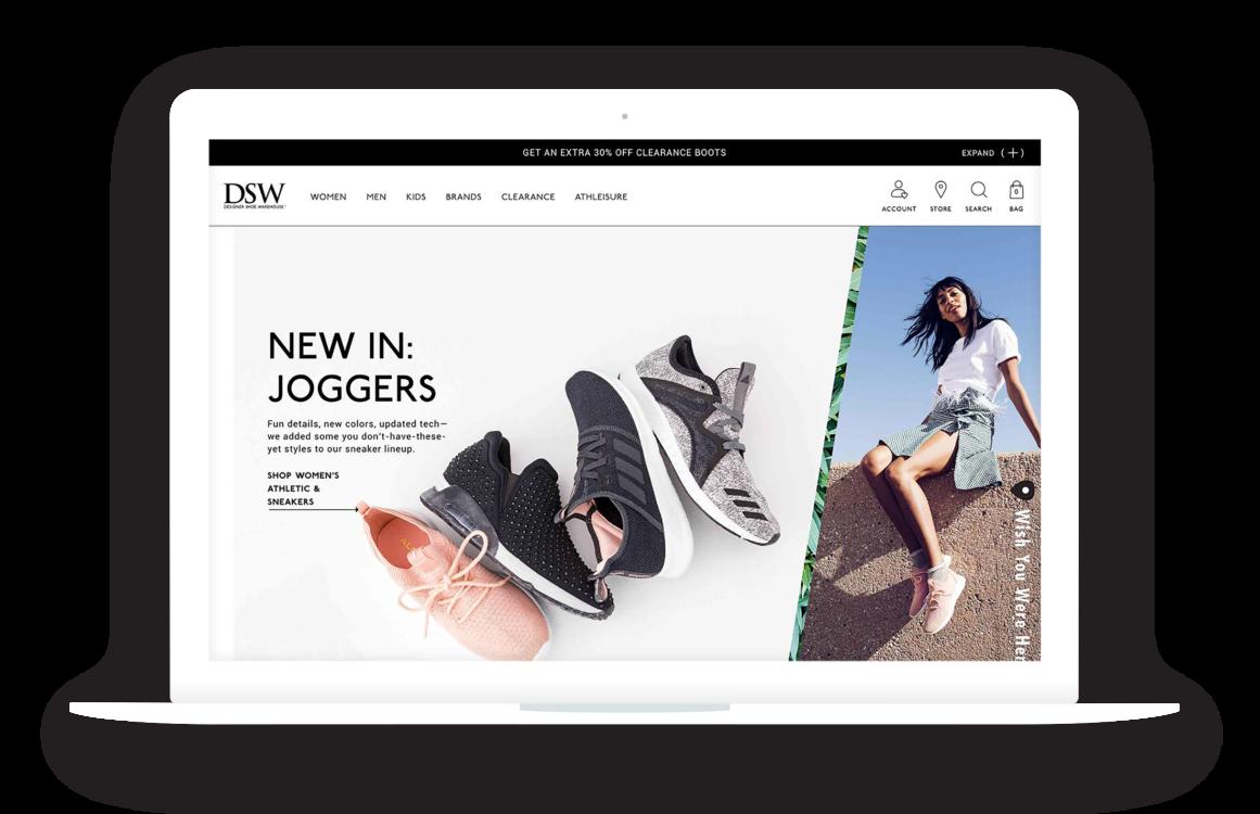 DSW | Bazaarvoice